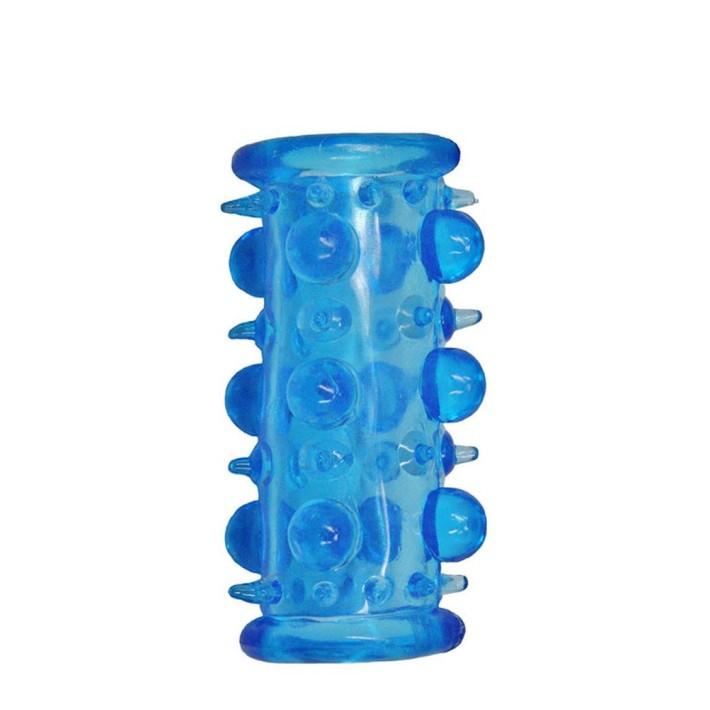 penis albastru masculin picătură transparentă pe penis dimineața