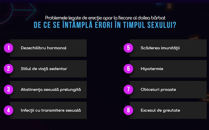 erecție nu există senzații decoct pentru mușețelul penisului