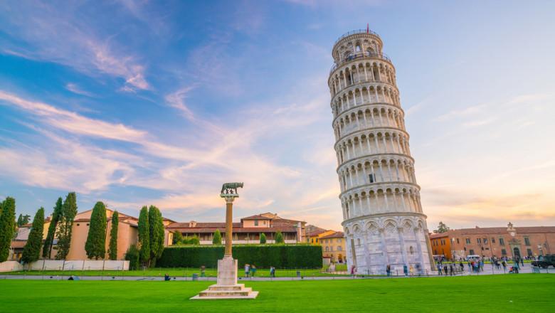 Turnul din Pisa dacă erecția prematură