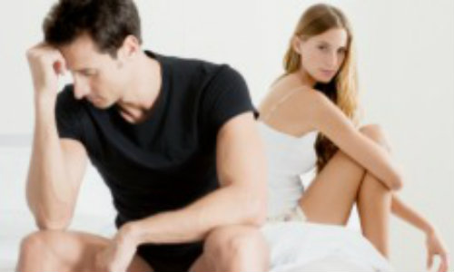lipsa de excitare la erecție