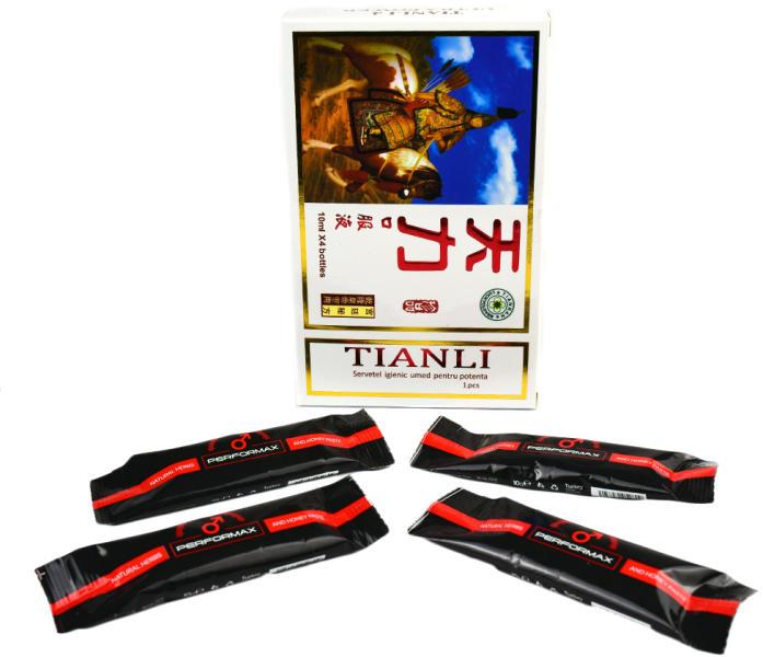 Tianli Servetel pentru potenta - L and L Plant, 1 buc (Pentru EL) - trotusaeauto.ro