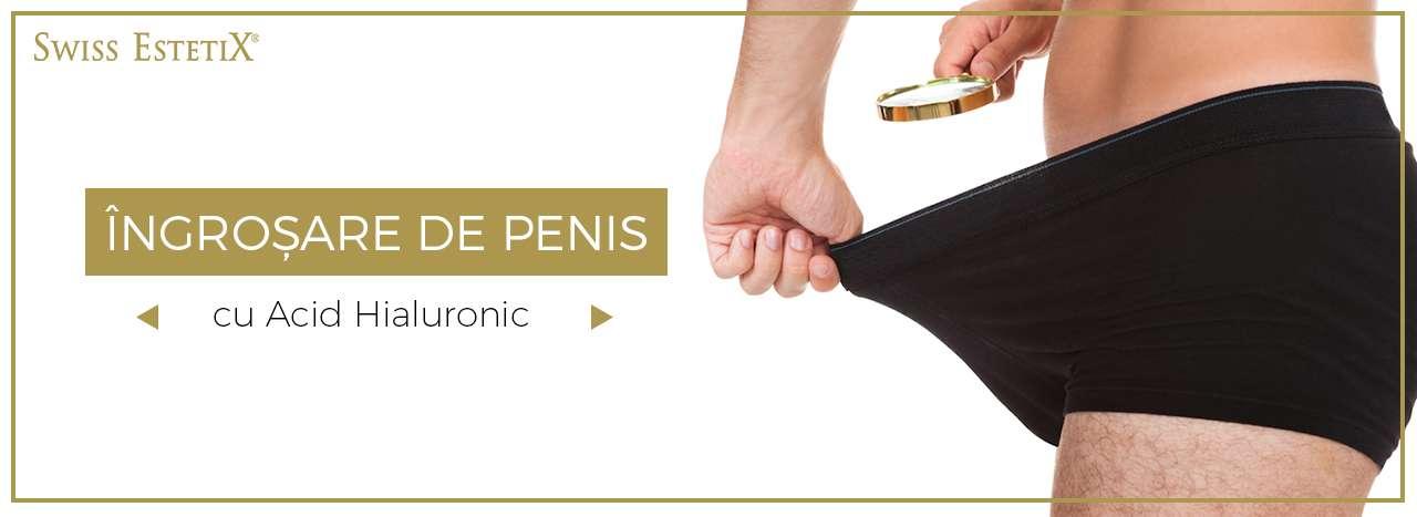 îngroșarea mânecii penisului