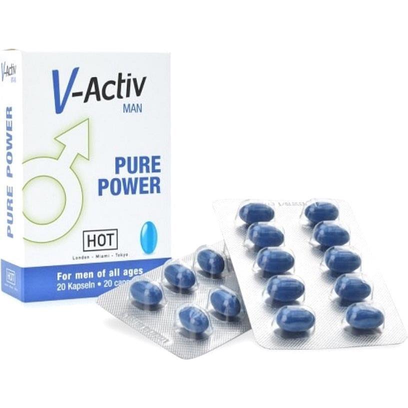 V-Activ Man - Spray Stimulator Pentru Erectie • Just Love