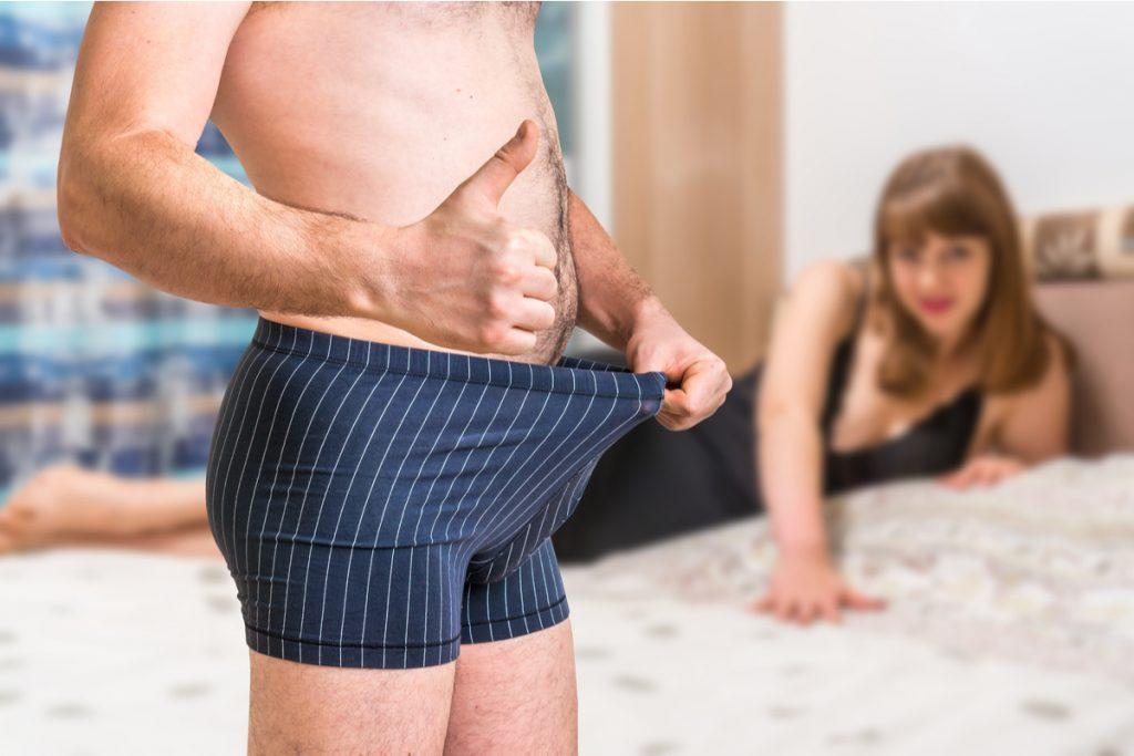 penisul trage în jos
