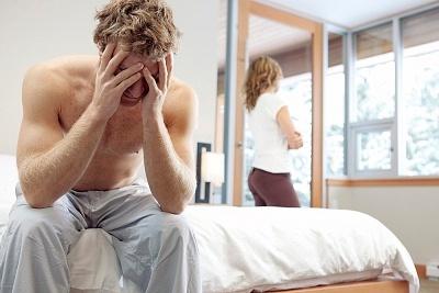 Fără stimulare, dispare o erecție a prostatitei