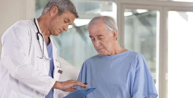 Intervenţia chirurgicală pentru tratarea cancerului de prostată