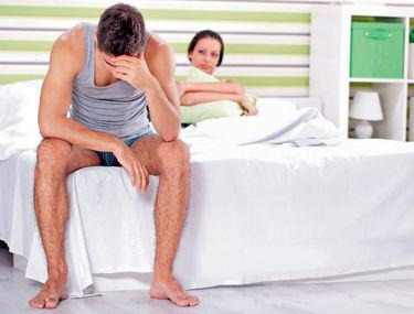 scăderea calității erecției