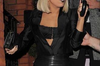 Lady Gaga, atrasa de barbatii cu penisul mare