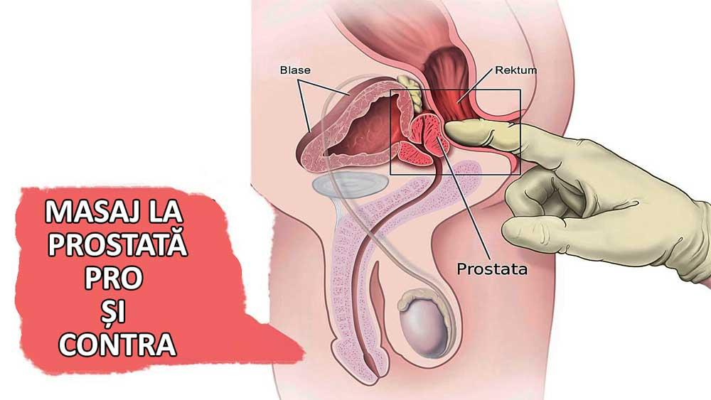Principiul masajului pentru tratarea prostatitei și a erecției slabe
