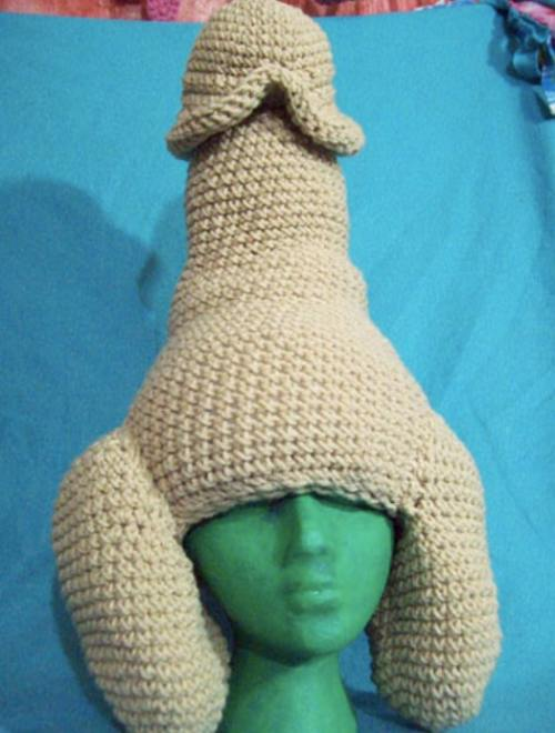 Accesorii decorative scârboase: Organe sexuale tricotate | Divertisment, Inedit | trotusaeauto.ro