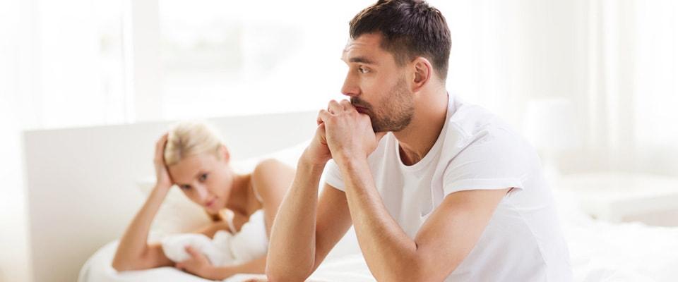 erecția dispare după începerea actului soțul meu a început să aibă probleme de erecție
