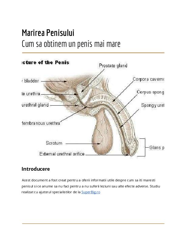 leziuni ale penisului