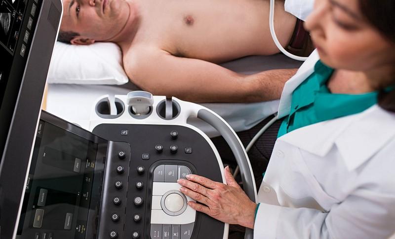 erecție cu ultrasunete a penisului