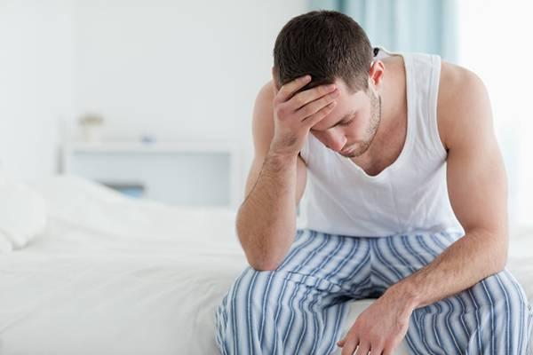 erecție slabă din cauza prostatitei