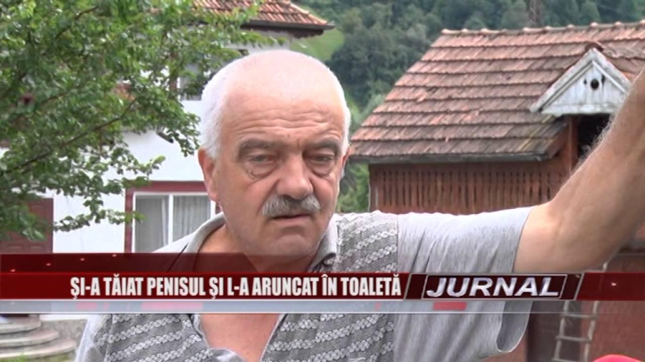 Bărbat de 74 de ani și-a taiat penisul și l-a dat la câini