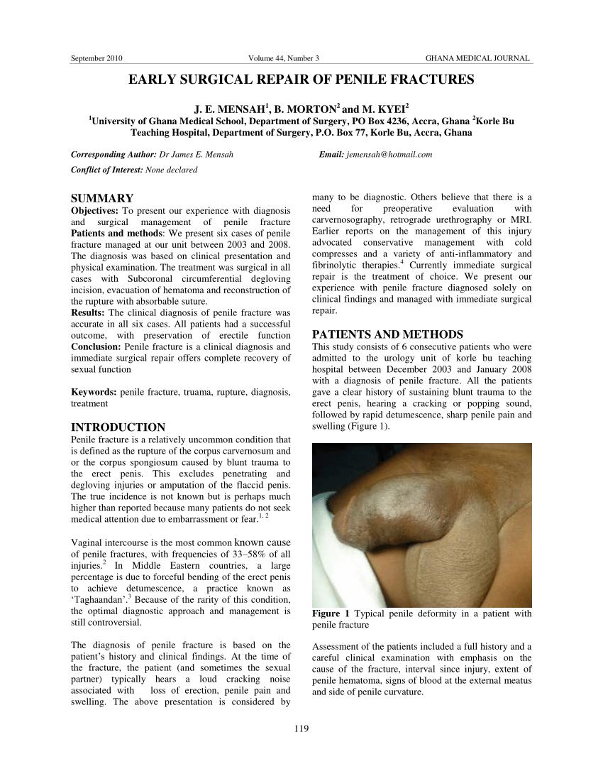 pulsație în penis