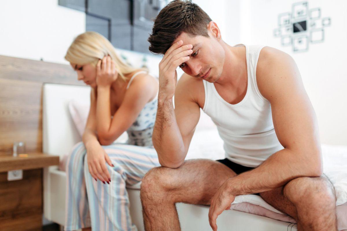Bărbatul de 47 de ani nu are erecție tăiați penisul unui tip