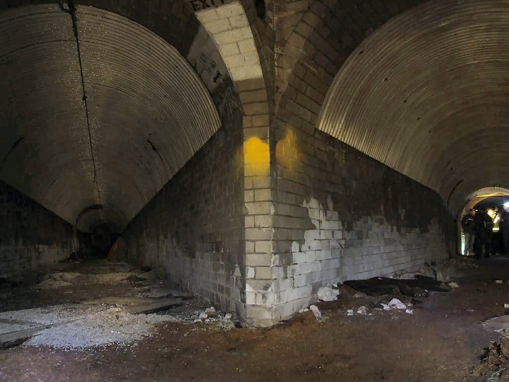 tunel în penis