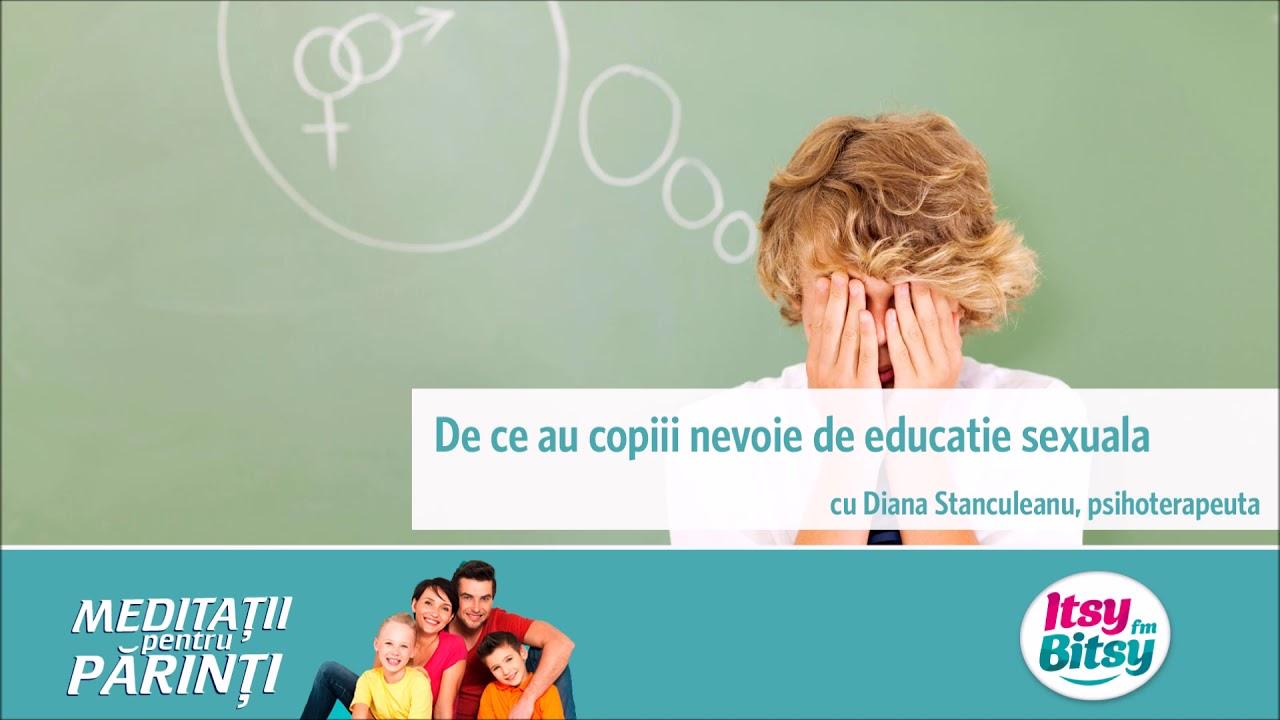 Educație SEXuală pe înțelesul copiilor și al părinților - Ceai cu Mamici